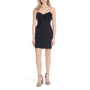 [ASTR the Label] Ruffle Body-Con Dress